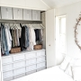 Bedroom/IKEA/クローゼット/収納に関連する部屋のインテリア実例