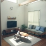 Lounge/無印良品/間接照明/北欧/unico/ナチュラルインテリア/北欧インテリア/kivi/birdswords/こどもと暮らす。/定点観測に関連する部屋のインテリア実例