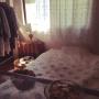 Bedroom/雑貨/アンティーク/北欧/北欧家具/昭和レトロ/minaperhonen/フレイム照明に関連する部屋のインテリア実例