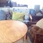 Lounge/雑貨/ソファ/かご/北欧/北欧家具/クリッパン/minaperhonen/フレイム照明に関連する部屋のインテリア実例
