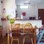 Overview/マリメッコ/イッタラ/Iittala/ルイスポールセン/marimekko/北欧雑貨/ミナペルホネン/アーコールチェア/stelton/mina perhonen/minaperhonen/LouisPoulsenに関連する部屋のインテリア実例