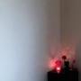 Bedroom/ダイソー/照明/IKEA/北欧に関連する部屋のインテリア実例