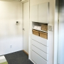 Bathroom/無印良品/ナチュラル/シンプル/ニッセン家具/コストコのタオルに関連する部屋のインテリア実例