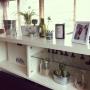 My Shelf/IKEA/グリーン/サボテン/100均/多肉植物/TVボード/エアプランツ/George's/フライングタイガー/a depeche/水耕サボテンに関連する部屋のインテリア実例