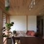 Lounge/観葉植物/ソファ/リビングダイニング/広松木工/観葉植物のある部屋/リプサリス/シーグレープ/すっきり暮らしたいに関連する部屋のインテリア実例