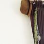 Lounge/観葉植物/ナチュラル/アンティーク/100均/ハンドメイド/DIY/カフェ風/多肉植物/セリア/フェイクグリーン/いなざうるす屋さん/男前に関連する部屋のインテリア実例