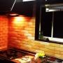 Kitchen/ダイソー/照明/IKEA/雑貨/100均/ハンドメイド/DIY/北欧/セリア/男前に関連する部屋のインテリア実例
