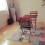 Lounge/IKEA/ラグ/アクアクララ/フライングタイガーコペンハーゲンに関連する部屋のインテリア実例