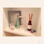 Bathroom/雑貨/100均/ハンドメイド/DIY/手作り/夏/natural kitchen/ナチュラルキッチン/マリン雑貨/サマー/サマーディスプレイ/マリンディスプレイ/マリンテイストに関連する部屋のインテリア実例