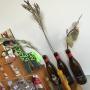 My Shelf/雑貨/ドライフラワー/ブリキのジョーロ/ドライグリーン/ナスマサタカに関連する部屋のインテリア実例
