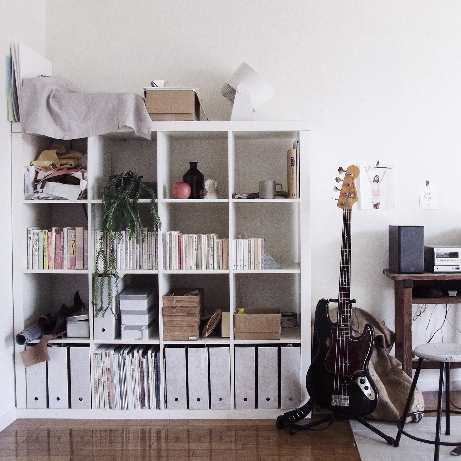 ニトリ・IKEA・無印良品で見つける♪ 一人暮らしのシェルフ | RoomClip mag | 暮らしとインテリアのwebマガジン