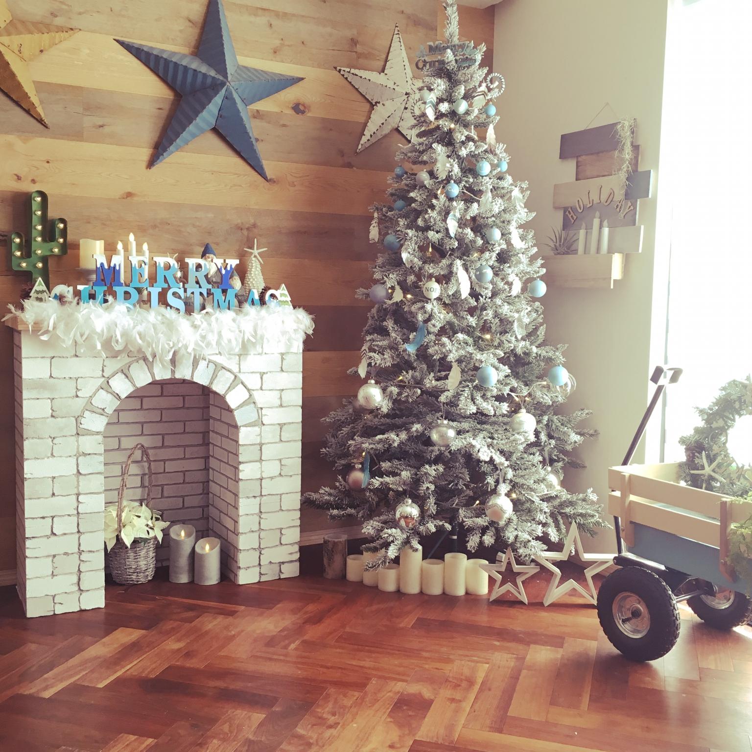 クリスマス飾り、手作りから人気ブランドまで【2016年版】 | RoomClip mag | 暮らしとインテリアのwebマガジン