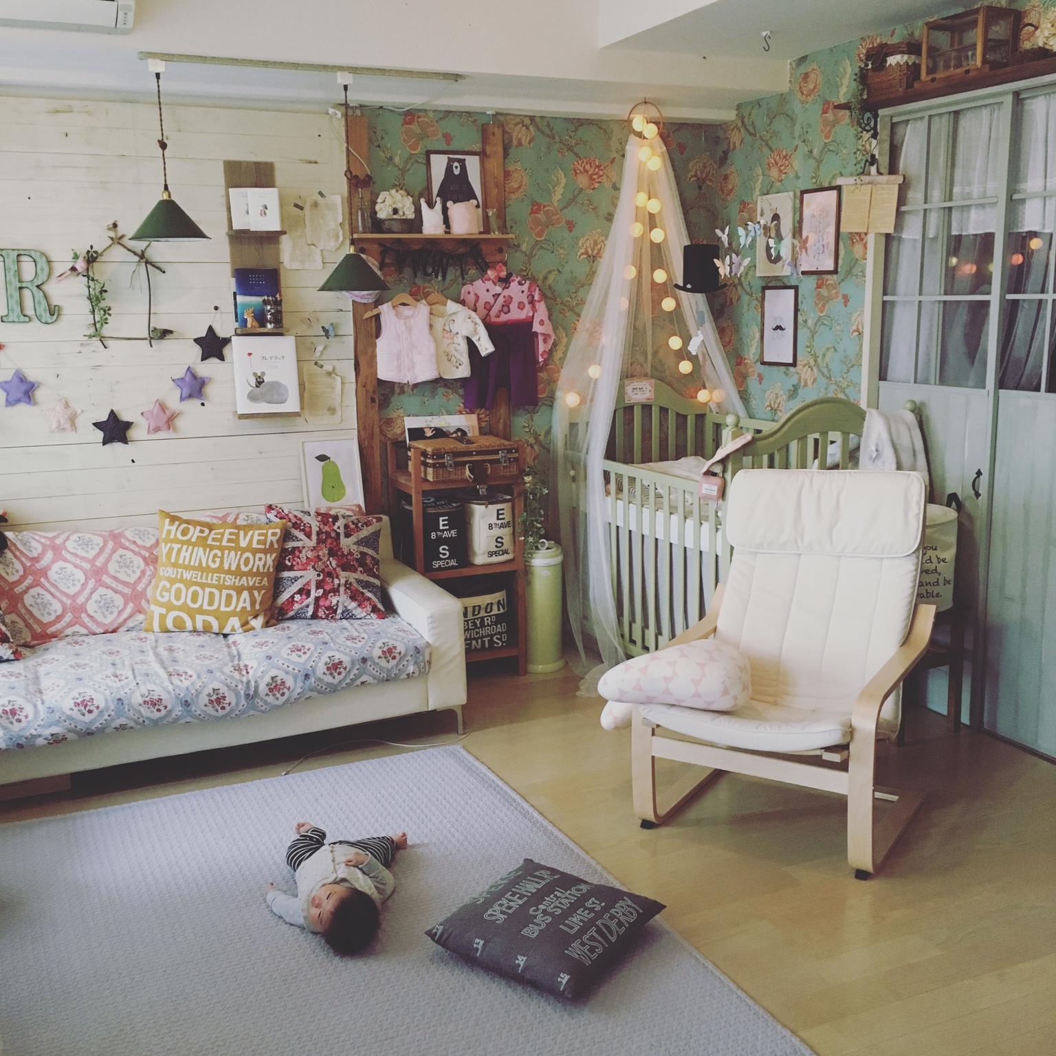 子どもに優しい!安全なお部屋づくり12のコツ | RoomClip mag | 暮らしとインテリアのwebマガジン