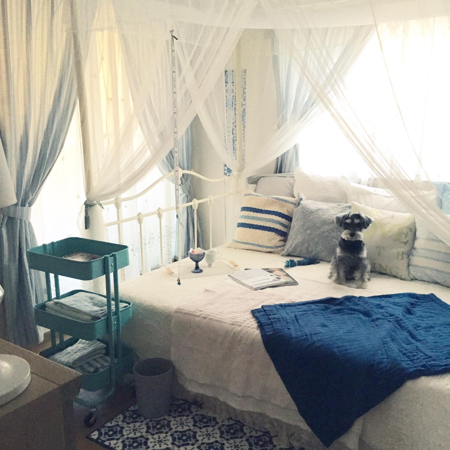 心地よい眠りにいざなう☆寝室を快適にさせる10のアイデア | RoomClip mag | 暮らしとインテリアのwebマガジン