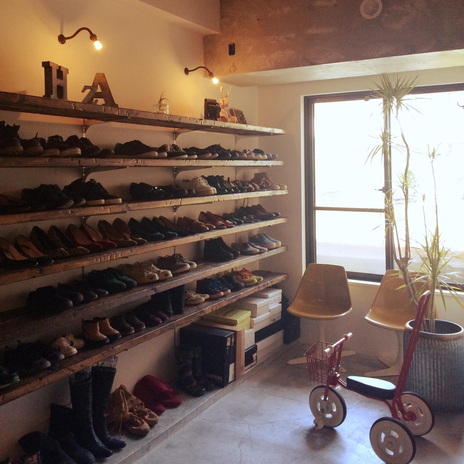 これで解決!玄関の靴をカッコ良く見せる収納のための10のコツ | RoomClip mag | 暮らしとインテリアのwebマガジン