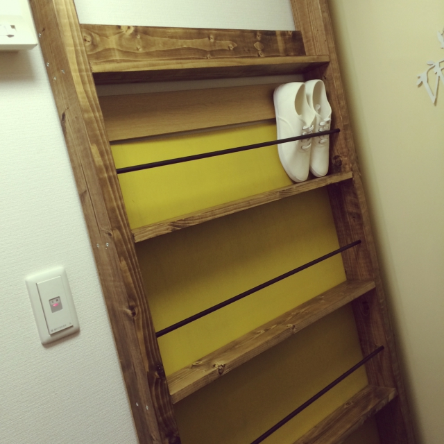 賃貸の小さい靴箱の悩みを解決