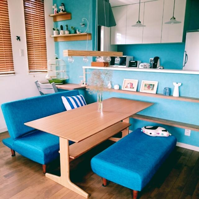 お部屋の主役!ニトリ・無印良品のソファでコーディネイト | RoomClip mag | 暮らしとインテリアのwebマガジン
