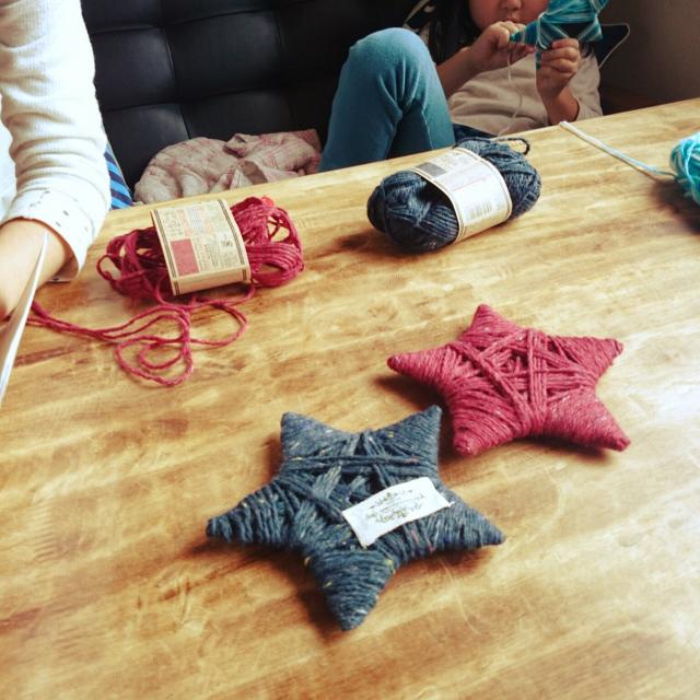ハンドメイドの楽しさを味わいたい♡毛糸で作るアイデア集   RoomClip mag   暮らしとインテリアのwebマガジン
