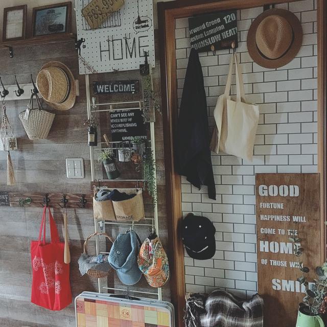 みんな大好き「つっぱり棒」。もっと知りたい活用術! | RoomClip mag | 暮らしとインテリアのwebマガジン