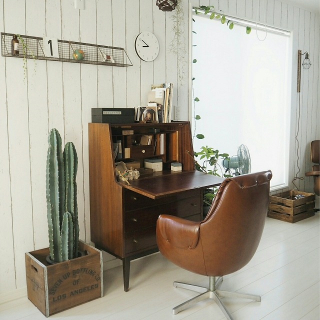 これからの季節にピッタリ☆グリーンで作る癒し空間 | RoomClip mag | 暮らしとインテリアのwebマガジン