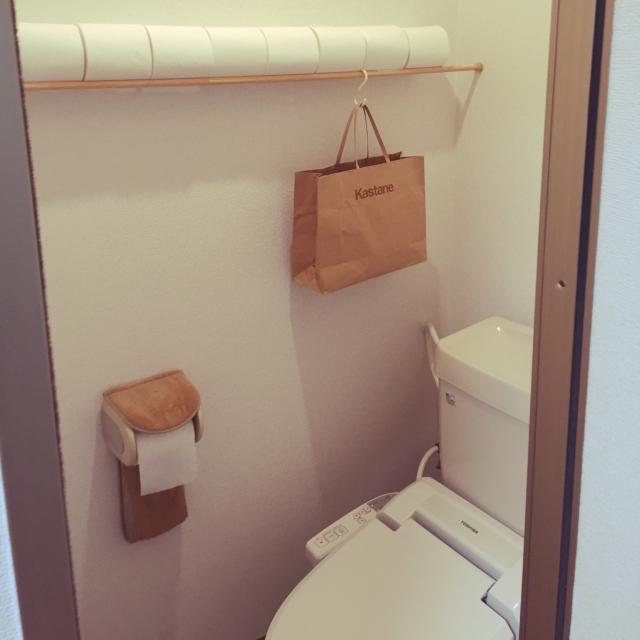 落ち着ける空間!トイレを清潔でシンプルに保つ10のコツ   RoomClip mag   暮らしとインテリアのwebマガジン