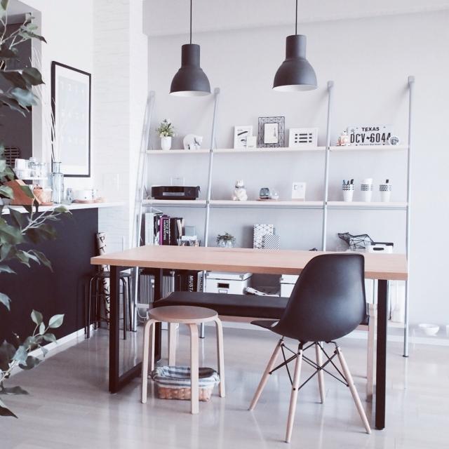ナチュラルテイストで作る、mixスタイル実例10選 | RoomClip mag | 暮らしとインテリアのwebマガジン