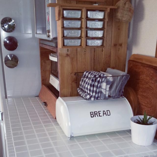 DIYでここまでできる!家電収納棚