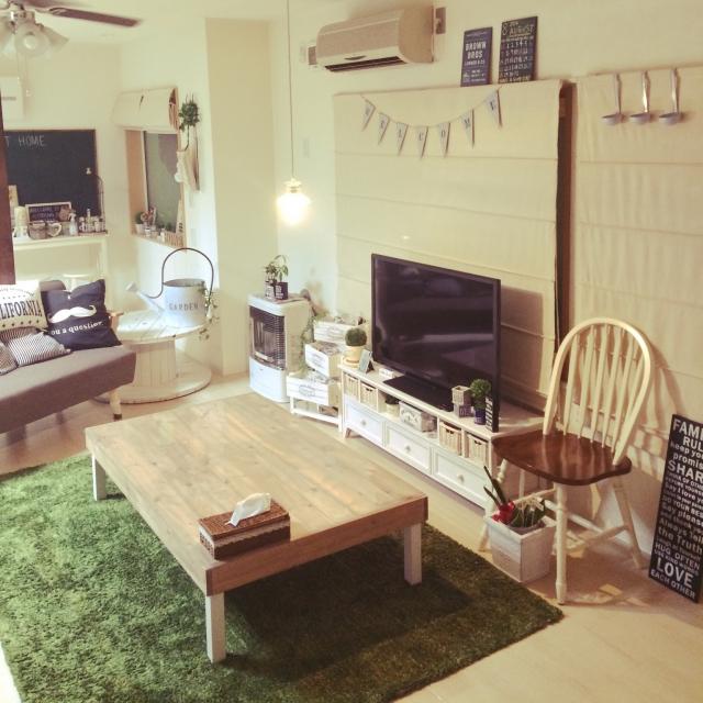 お得なニトリのカーテンで、お部屋の印象チェンジ☆ | RoomClip mag | 暮らしとインテリアのwebマガジン