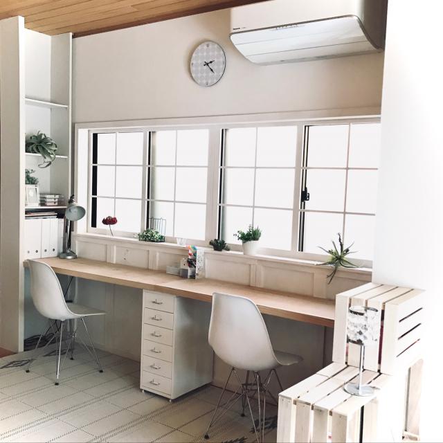 お部屋の雰囲気を劇的に変身させる!自分でできる窓枠DIY