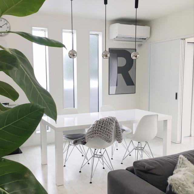 キッチンやリビングを華麗に演出!ペンダントライト活用法 | RoomClip mag | 暮らしとインテリアのwebマガジン