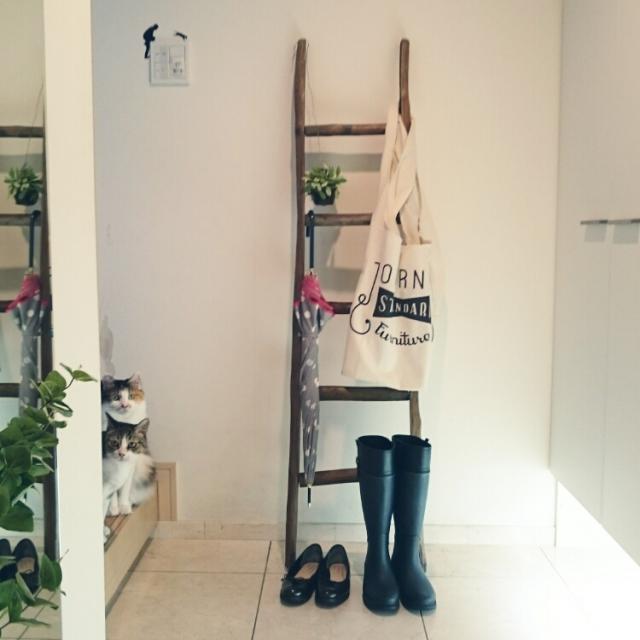 雨の日の憂鬱にさよなら♪ 傘収納グッドアイデア集 | RoomClip mag | 暮らしとインテリアのwebマガジン