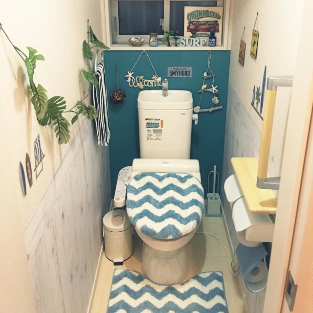 トイレだってもっと印象的に♪ニトリのトイレグッズ10選