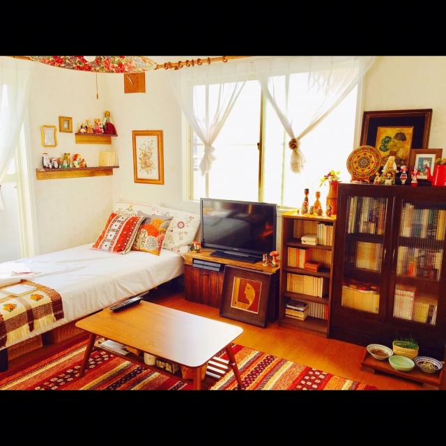 ノスタルジックな世界にようこそ♡東欧風なお部屋の魅力 | RoomClip mag | 暮らしとインテリアのwebマガジン
