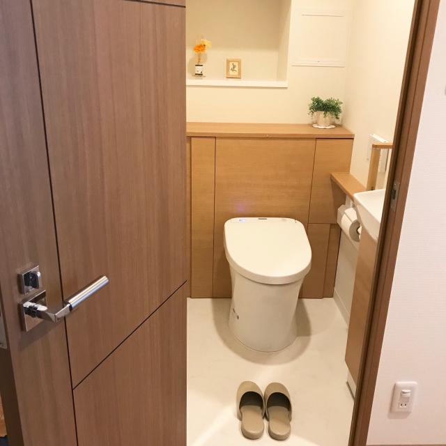 掃除しやすくて気持ちいい♪トイレの床を清潔に保つ方法