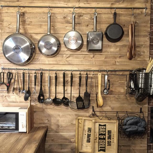 キッチンがもっと使いやすくなるかも!?アイディア10選 | RoomClip mag | 暮らしとインテリアのwebマガジン