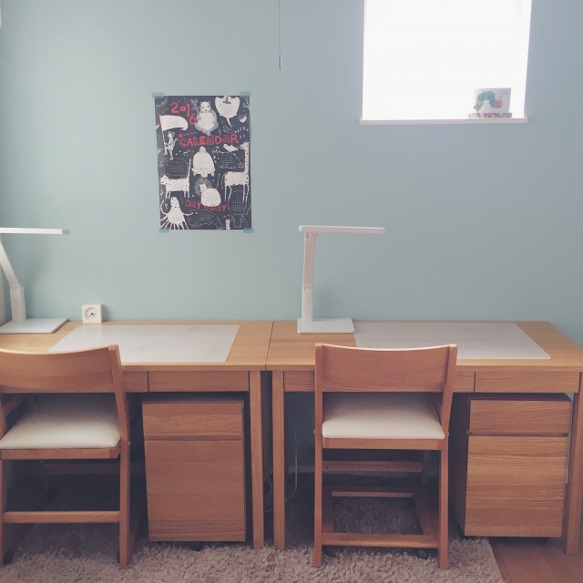 学習机どうしよう?ニトリと無印良品のデスク徹底比較!