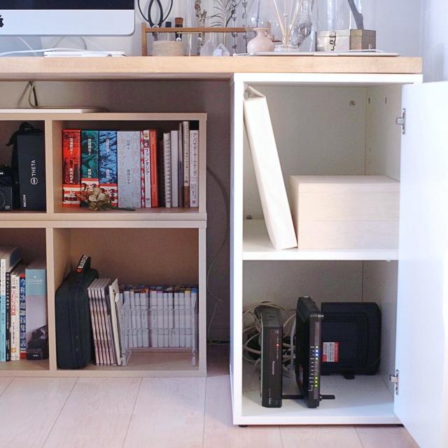 IKEA(イケア)ALEX 収納ユニット ホワイト
