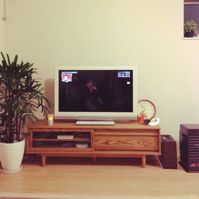 Makoさんのテレビボード