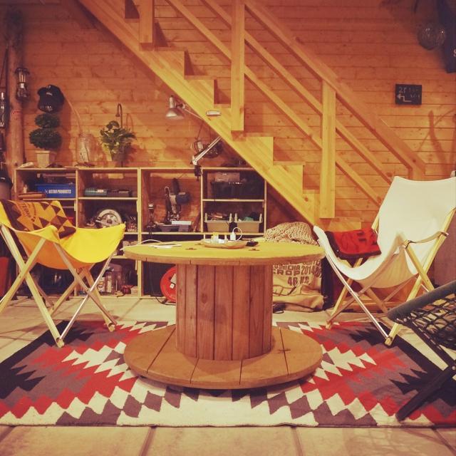 アウトドアは、お家でも♪日常に取り入れて楽しむ方法 | RoomClip mag | 暮らしとインテリアのwebマガジン
