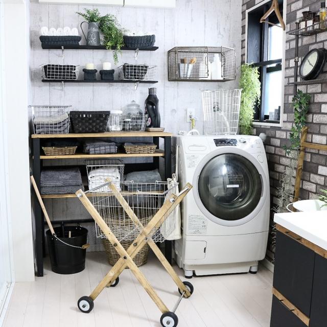 バスルームも、DIYで好きなテイストに大変身! | RoomClip mag | 暮らしとインテリアのwebマガジン