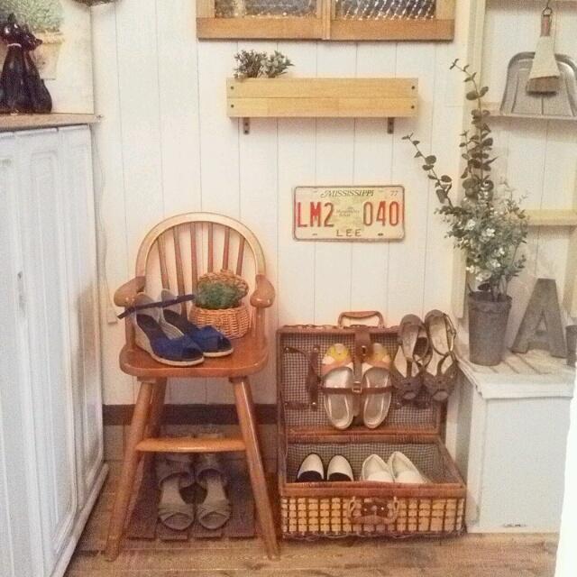 下駄箱に入りきらない靴のアイデア収納実例10 | RoomClip mag | 暮らしとインテリアのwebマガジン