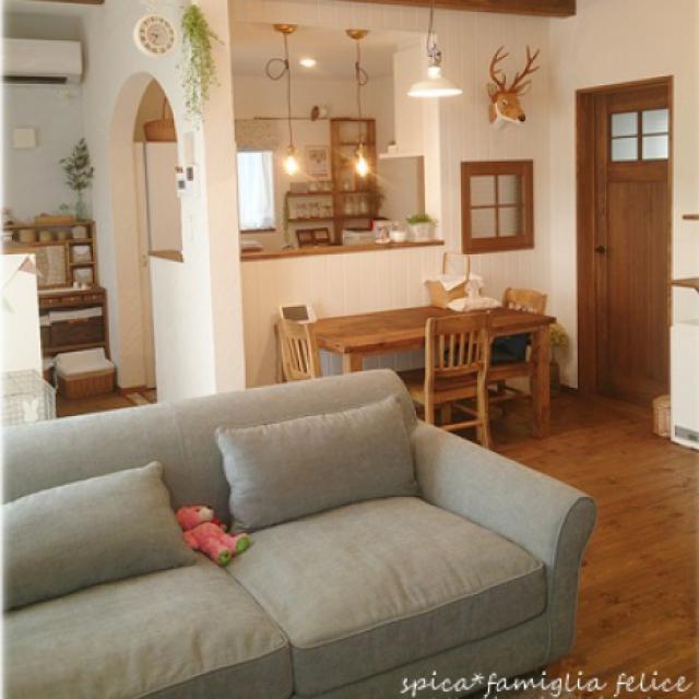 シンプルに暮らしたい☆ナチュラルでシンプルなお部屋特集 | RoomClip mag | 暮らしとインテリアのwebマガジン