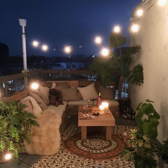 うらやましい♡憧れのルーフバルコニーのあるお家 | RoomClip mag | 暮らしとインテリアのwebマガジン