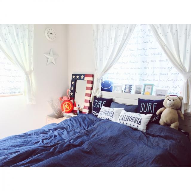 ニトリのクッションカバーで手軽にイメージチェンジ | RoomClip mag | 暮らしとインテリアのwebマガジン