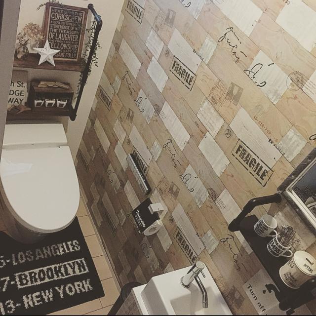 しまむら&ニトリアイテムで男前インテリアにチェンジ☆ | RoomClip mag | 暮らしとインテリアのwebマガジン
