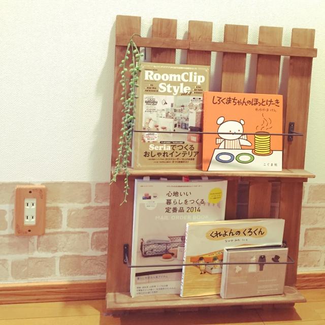 100均アイテムでできる!収納棚DIY | RoomClip mag | 暮らしとインテリアのwebマガジン