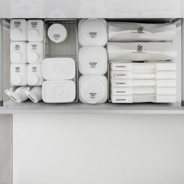 大掃除前必見!キッチン収納のススメ | RoomClip mag | 暮らしとインテリアのwebマガジン