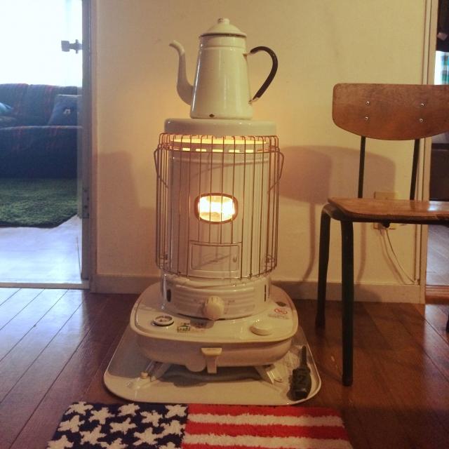 冬の強い味方!暖房器具10選 | RoomClip mag | 暮らしとインテリアのwebマガジン