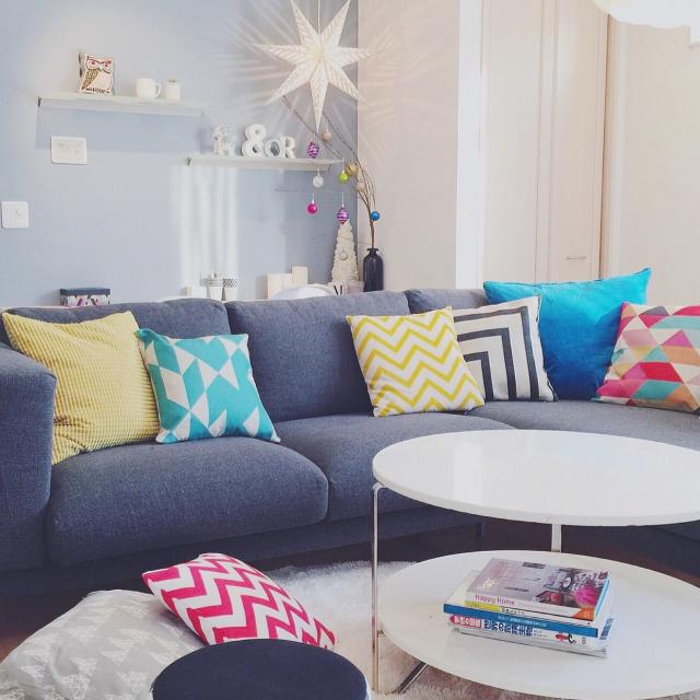 お部屋をグレードアップさせるデキる色!グレーインテリア | RoomClip mag