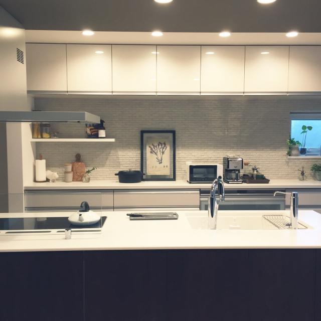 ニトリ・無印良品のシンプルなキッチン家電☆ | RoomClip mag | 暮らしとインテリアのwebマガジン